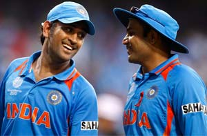 Virender Sehwag needs to be at peace with Dhoni: Akram