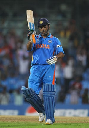 MS Dhoni wants to emulate West Indies, Australia at the 2015 ICC Cricket World Cup