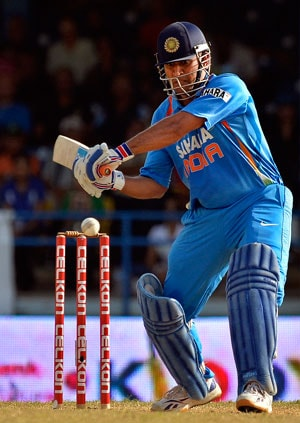 Tri-series: I am blessed with good cricketing sense, says Mahendra Singh Dhoni