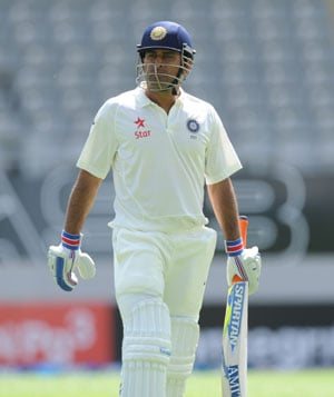 New Zealand vs India: MS Dhoni rues unlucky dismissals in second innings