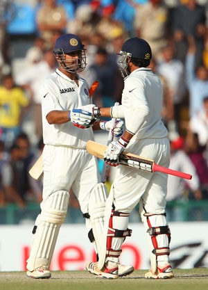 3rd Test: Dominant India win in Mohali to clinch series