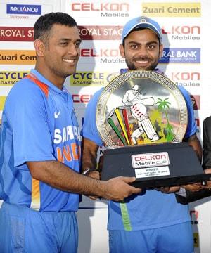 Tri-series: At times, you need to play boring cricket, says Mahendra Singh Dhoni