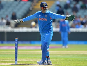 ICC World Twenty20: Fans taunt MS Dhoni's 'absence' from batting in practice match