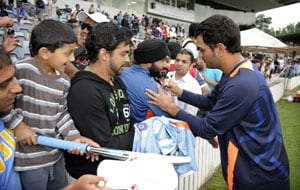 Team India bemused at reports of walk-out