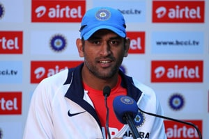 MS Dhoni praises Rohit Sharma as the most 'God-gifted' talent around