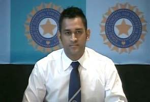 Highlights: MS Dhoni speaks to media ahead of the Champions Trophy semi-final vs Sri Lanka