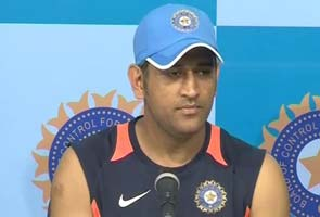 We are fresh and ready to play: MS Dhoni