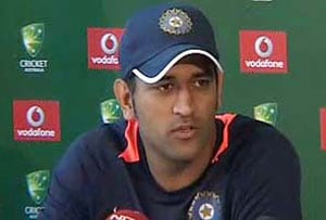 I am the main culprit: MS Dhoni