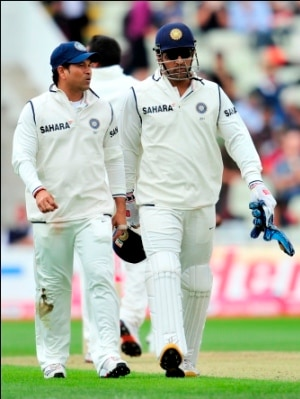 Tendulkar, Dravid proposed Dhoni's name as India skipper, reveals Vengsarkar