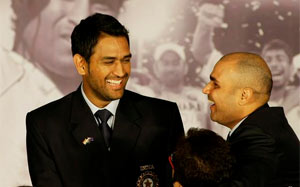 Dhoni backs Sehwag to repeat ODI double-ton