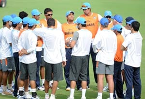 Get set for a run-fest as India take on England