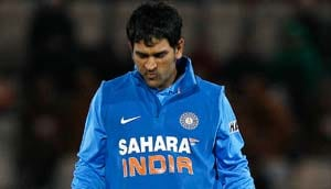 Dejected Dhoni still hopes of a turnaround