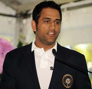 Dhoni named in India Cements squad for Corporate Trophy
