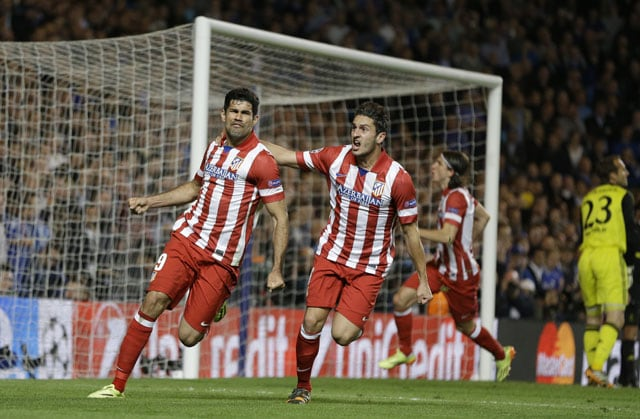 UEFA Champions League: Atletico Madrid Sink Chelsea, Set up All-Madrid final