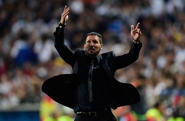 Diego Simeone Sheds No Tears for Heartbroken Atletico Madrid