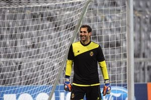 Real Madrid re-sign goalkeeper Diego Lopez from Sevilla