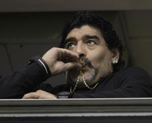 Maradona to turn out in typical Kerala attire?