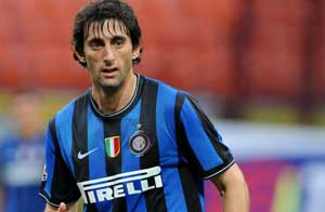 Inter chief hits out at Milito form