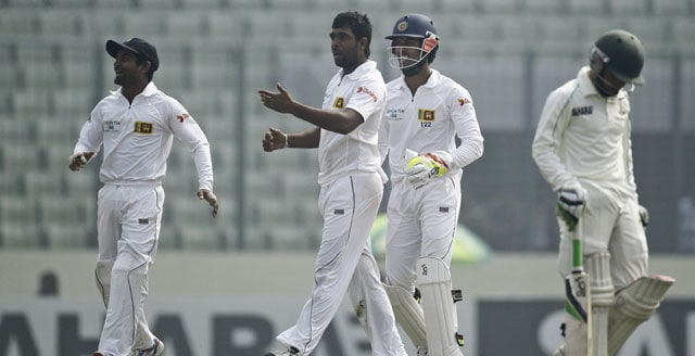 1st Test: Dilruwan Perera's fifer guides Sri Lanka to comprehensive win over Bangladesh