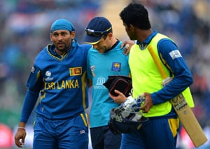 Tillakaratne Dilshan out of tri-series in West Indies