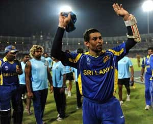 Full credit to India for win: Dilshan
