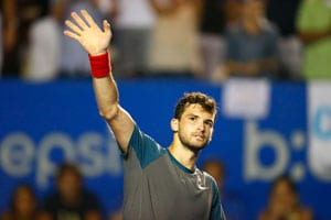 Grigor Dimitrov downs Andy Murray to reach Acapulco final