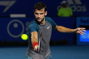 Grigor Dimitrov wins the Mexican Open