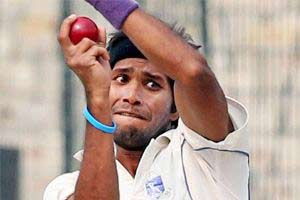 Dinda's action reminds Allan Donald of himself