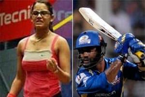 Dinesh Karthik engaged to squash ace Dipika Pallikal