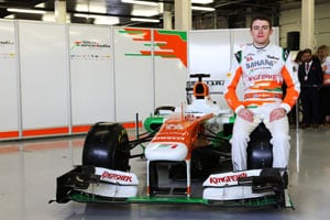 Canadian Grand Prix: Force India's Paul di Resta fastest in opening practice