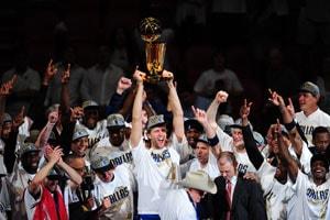 Nowitzki's Mavs get their revenge over Miami