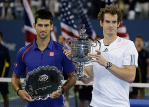 Andy Murray truly in the 'Big Four': Novak Djokovic