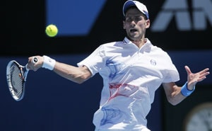 Mentality key for top four, says Djokovic