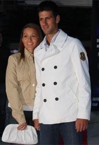 Djokovic set to marry girlfriend Jelena Ristic