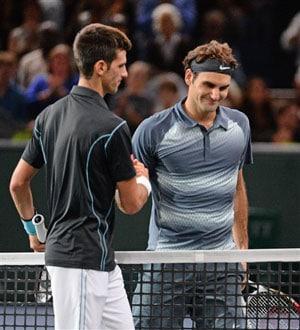 Novak Djokovic defeats Roger Federer to reach Paris Masters final