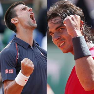 Rafael Nadal ready to go for broke in Novak Djokovic showdown