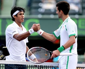 Miami Masters: Novak Djokovic eases past Somdev Devvarman to reach pre-quarters