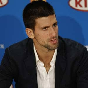 Djokovic includes Olympics among 2012 priorities