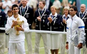 Djokovic downs Nadal for maiden Wimbledon title