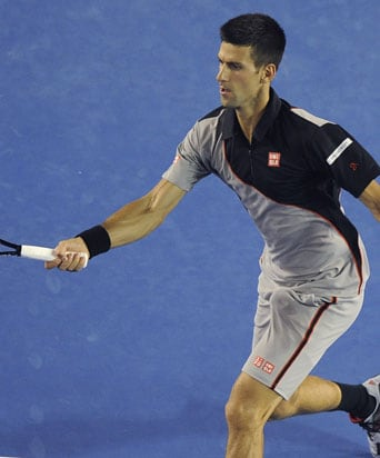 Australian Open: Novak Djokovic breezes past Denis Istomin to enter fourth round