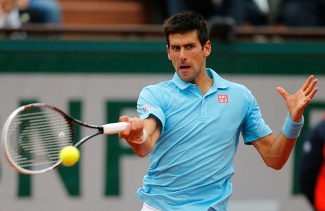 French Open: Novak Djokovic Easily Overcomes Jo-Wilfried Tsonga to Enter Quarters