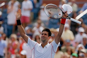 US Open: Novak Djokovic moves on, Wimbledon finalist Sabine Lisicki out