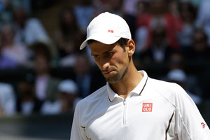 Wimbledon: I was exhausted after semi strain, says Novak Djokovic after loss to Andy Murray