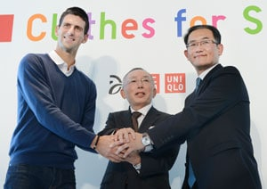 Novak Djokovic 'inspired' by $10 mn charity tie-up