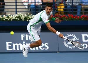 Dubai Open: Djokovic reaches his 55th final