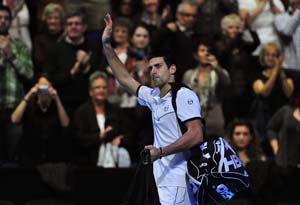 Tour Finals exit won't ruin my year says Djokovic