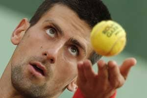 Novak Djokovic lights up starless Davis Cup