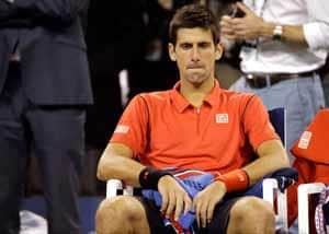 Novak Djokovic vows US Open frustration to create motivation