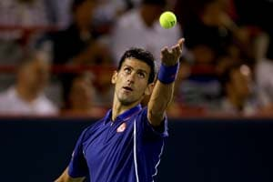 Novak Djokovic opens Montral Masters campaign with a win