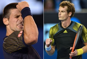 Novak Djokovic, Andy Murray renew age-old rivalry in Australian Open final